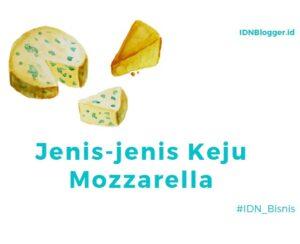 Jenis-jenis Keju Mozzarella